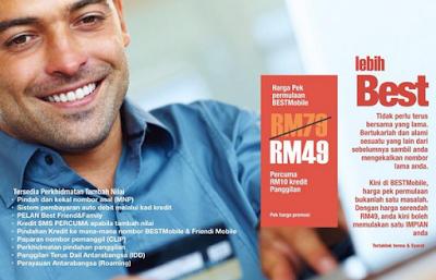 Promosi SIMKAD BESTMOBILE Akan Berakhir Pada 15 JUN 2015 Jom REBUT PELUANG