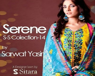 Serene Designer Summer Lawn Collection