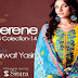 Serene Designer Summer Lawn Collection 2014 | Sitara Serene Summer Dresses 2014