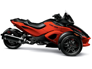 2012 Can-Am Spyder RS-S Motorcycle Photos 3