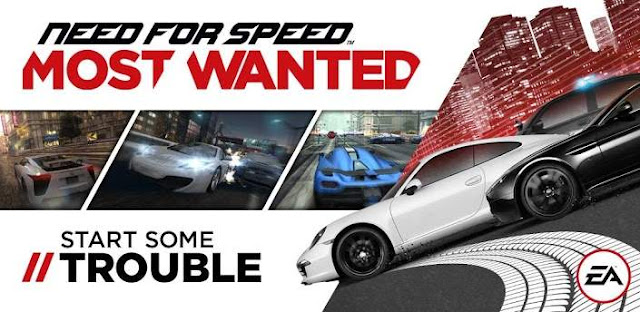 Need for Speed Most Wanted for Android