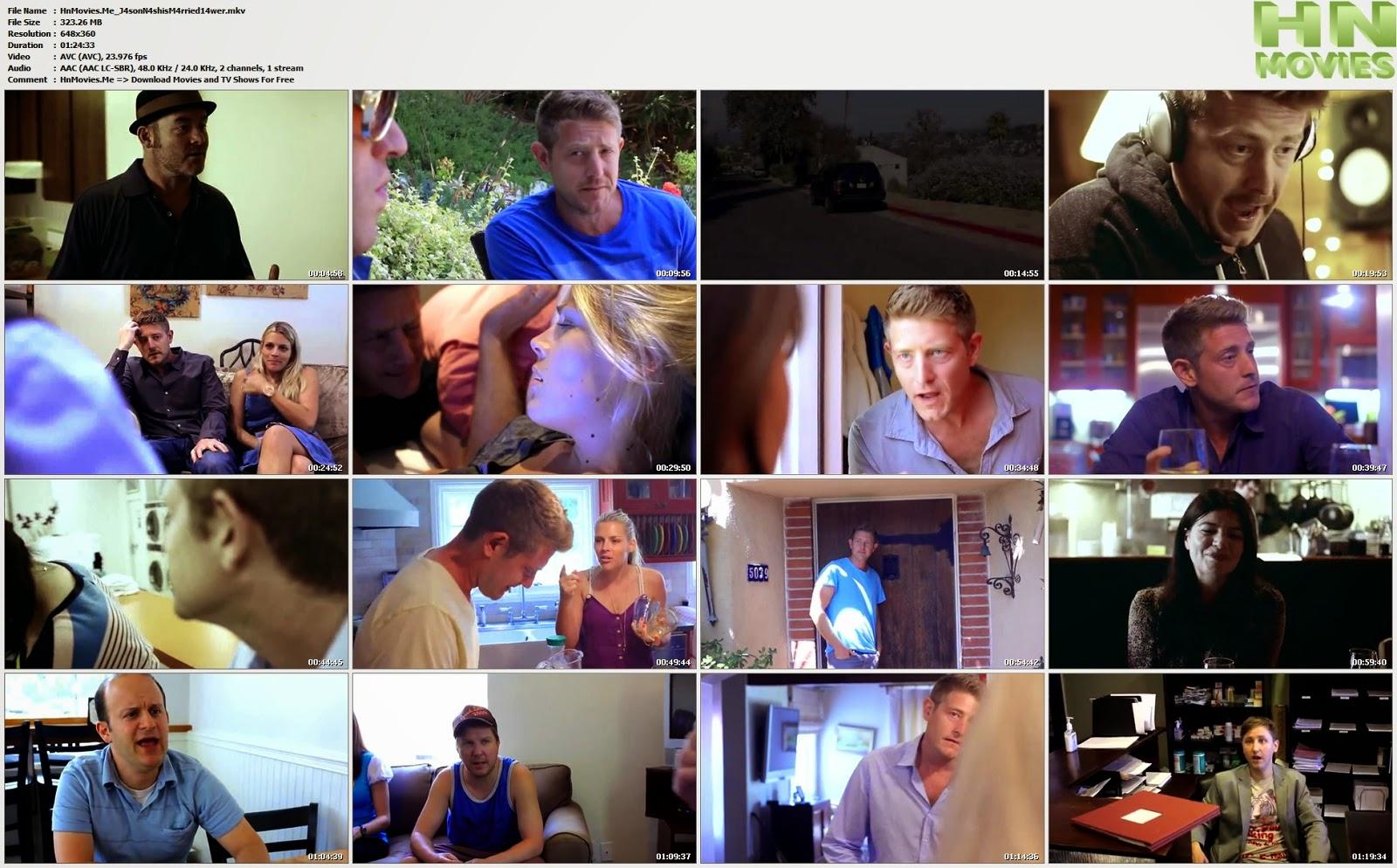movie screenshot of Jason Nash Is Married  fdmovie.com
