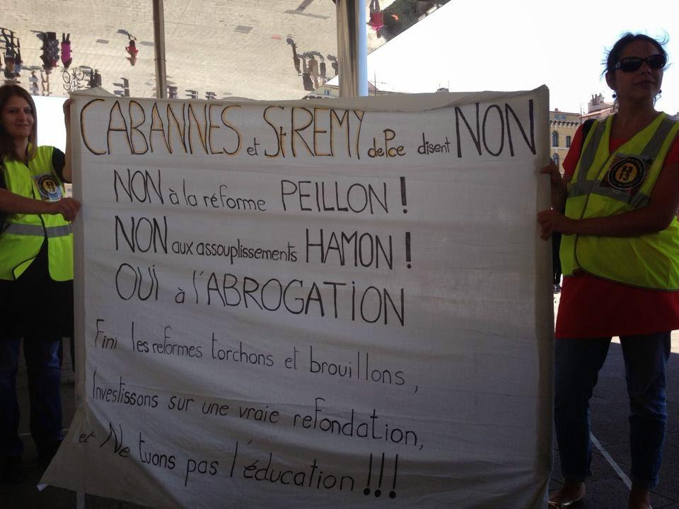 La France au centre du monde, la réforme du rythme scolaire, Le Jour le plus
