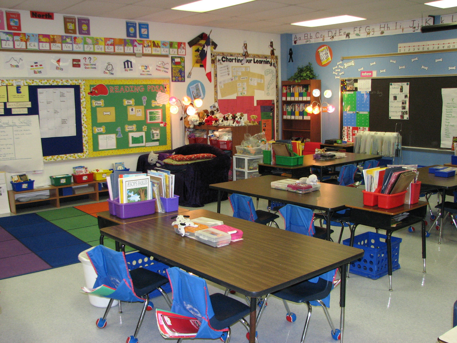 Classroom Organization Ideas For Preschool ~ First grade randomness classroom organization
