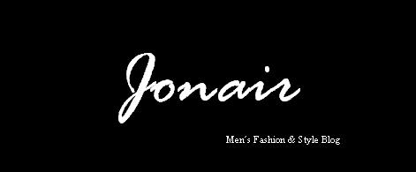 jonair - Men's Fashion and Style Blog