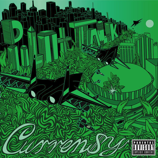 Curren$y - Pilot Talk  Cover