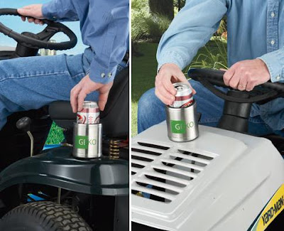 Perfect Gadgets To Keep You Cool - Magnetic Can Cooler