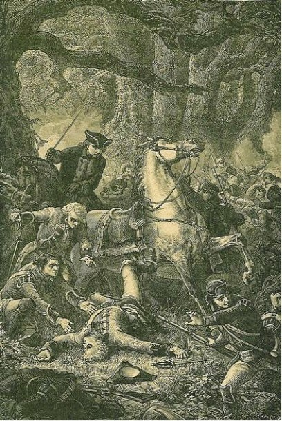 the seven year war major historical The industrial revolution was a period from the 18th to the 19th century where major  on april 28, 1760 in  during the seven years' war.