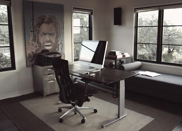 Minimal Office Space Design
