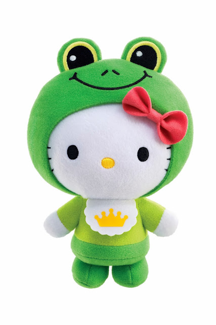 McDonald's Hello Kitty Fairy Tale Series 14th – 20th Nov:    The Frog Prince story by the Brothers Grimm. Germany