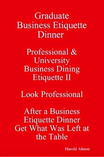outclass-the-competition business dinner etiquette
