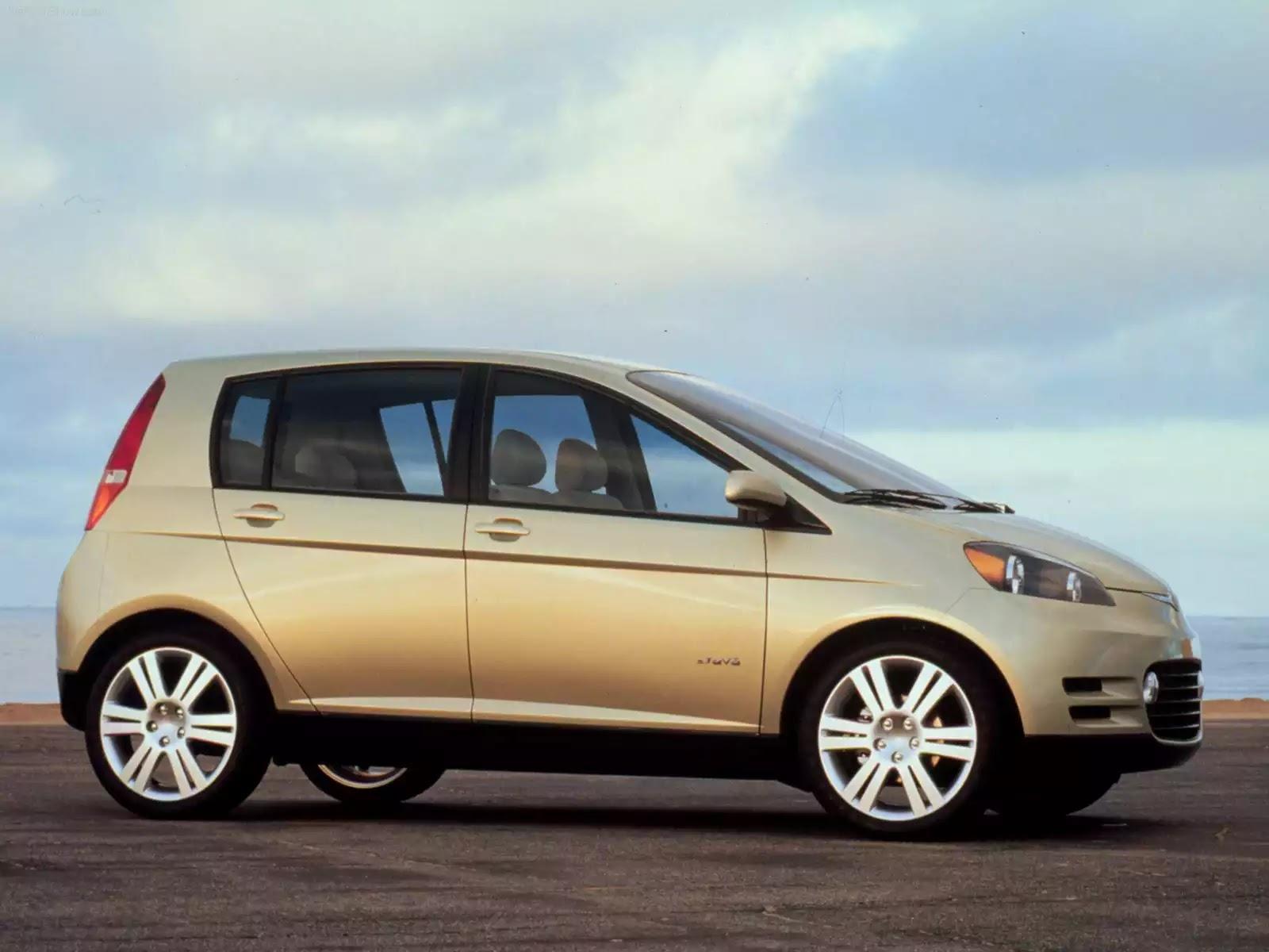 Hình ảnh xe ô tô Chrysler Java Concept 2000 & nội ngoại thất