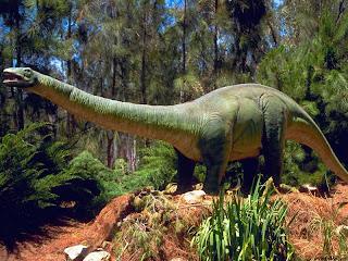 Brontosaurus - Binatang Purbakala