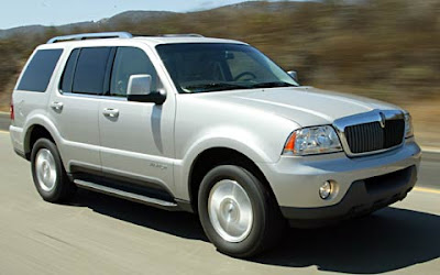 2003 Lincoln Aviator Owners Manual 2nd Edition