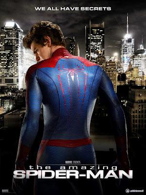 Andrew Garfield gay nude butt new spiderman movie alan eskew dallas