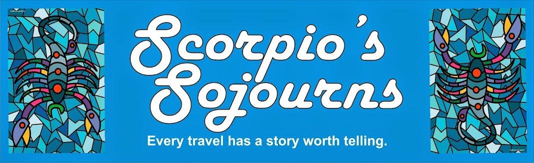 Scorpio's Sojourns