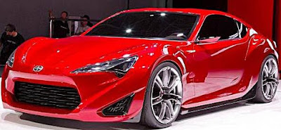 2016 Toyota GT 86 Release Date