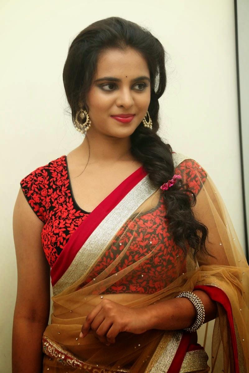Manasa Himavarsha at Rowdy Fellow Audio Launch Event Stills