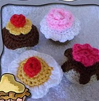 http://www.ravelry.com/patterns/library/mini-cupcake-toppings-collection-two