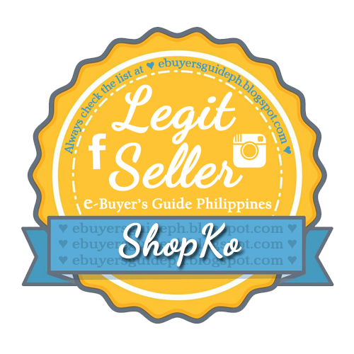 Sample Legit Seller Badge