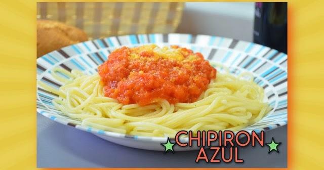 Recetas chipironazul salsa de tomate frito casera thermomix - Calorias arroz a la cubana ...