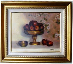 Paintings - Apples