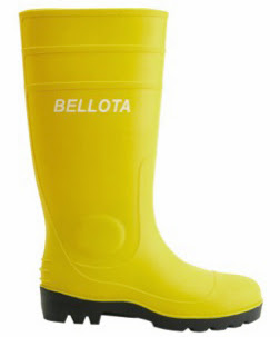 sepatu-boots-bellota-yellow