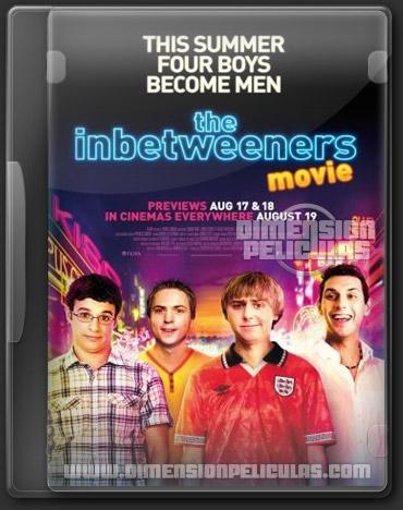 The Inbetweeners Movie (BRRip HD Ingles Subtitulado) (2011)