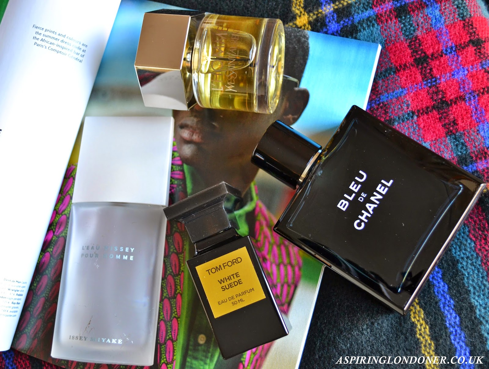 Christmas Gift Guide | Fragrances For Him | Aspiring Londoner