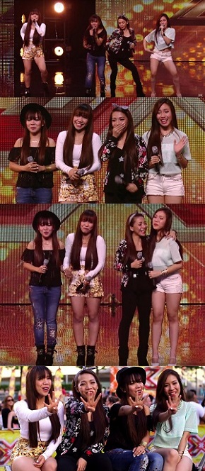 4TH  IMPACT  X-FACTOR  UK  BREAKS  46  MILLION  HITS!