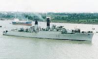 Type 41 Leopard class frigate