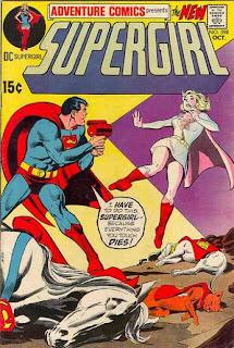 Sexismo en los Cómics, por Alan Moore 1 (de 3) SUPERGIRL