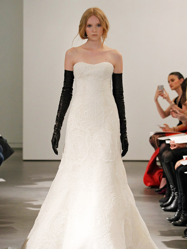 Vera Wang 2014 Wedding Dresses