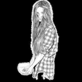 Abstakcyjne Kolorowanki Niekoniecznie Dla Dzieci Do Wydruku as well Pencil Sketches Of Hair 280955495 additionally Tea Girl Lineart 252509765 likewise Drawing further Packs 40 Vintage Girl. on hair doodles