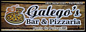 Divulgação: Galegos Bar e Pizzaria
