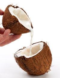 milk of coconuts