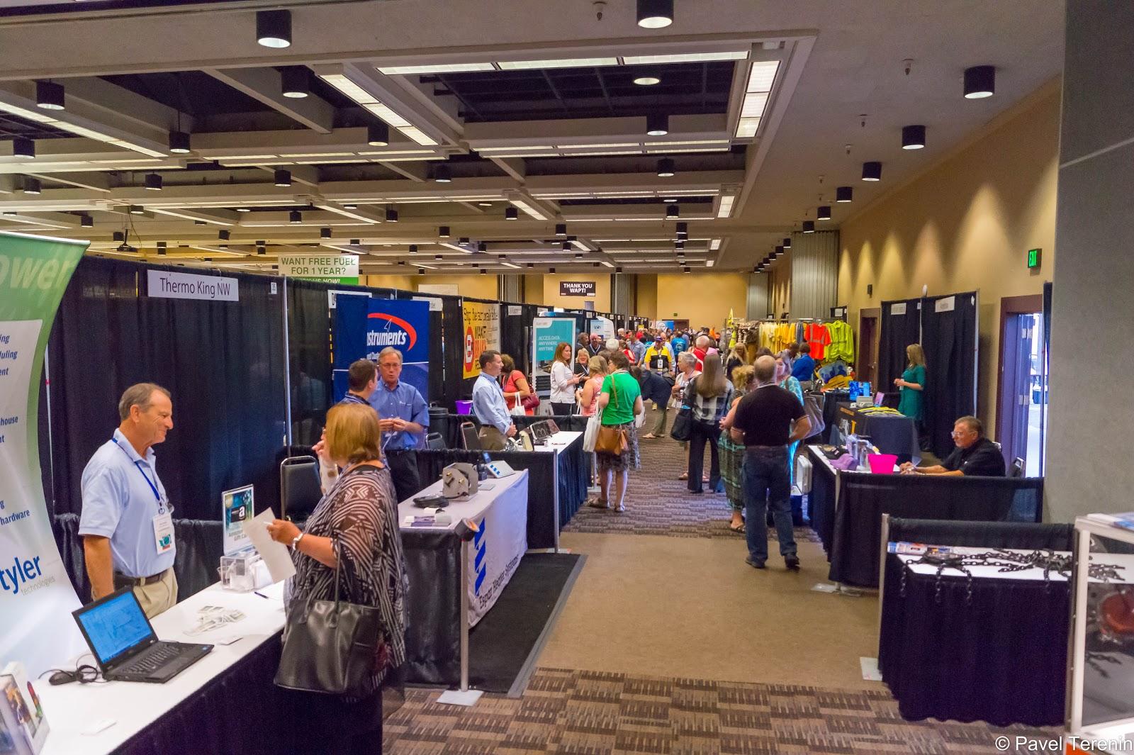 Конференция Washington Association for Pupil Transportation (WAPT)