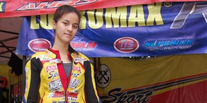 Pembalap Wanita Paling Cantik Di Indonesia