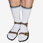 Silly Sandal Socks