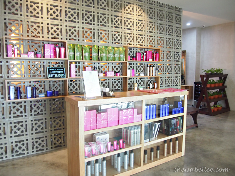 Frank Salon Nexus Bangsar South