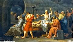 بررسي داستان تابلوی «مرگ سقراط»