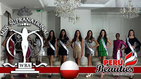 Finalistas a Top Model son:... - Miss Supranational 2015
