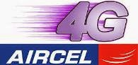 #Aircel launches 4G services across four circles