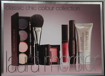 laura mercier classic chic colour palette test avis essai swatch blog