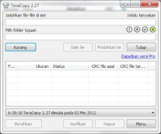 Download Tera Copy 2.27 pro version