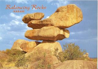 Chiremba Balancing Rocks, Zimbabwe