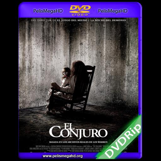 EL CONJURO (2013) DVDRIP ESPAÑOL LATINO