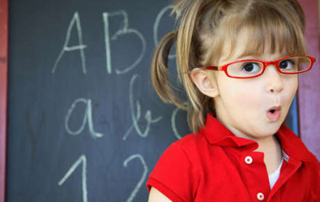 Cara membuat anak menjadi pintar