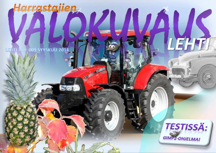 VALOKUVAUS-LEHTI 2014/09