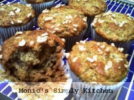 resep kue muffin pisang buttermilk